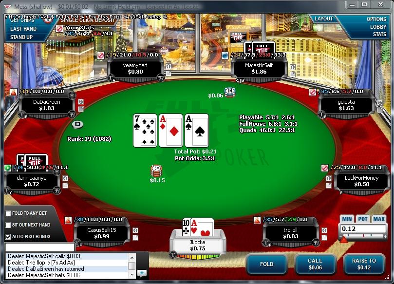 HUD PokerOffice